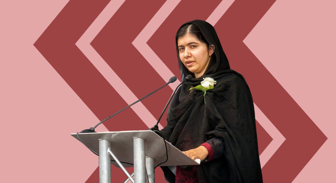 Entity shares the extraordinary beginning of Malala Yousafzai as an activist.