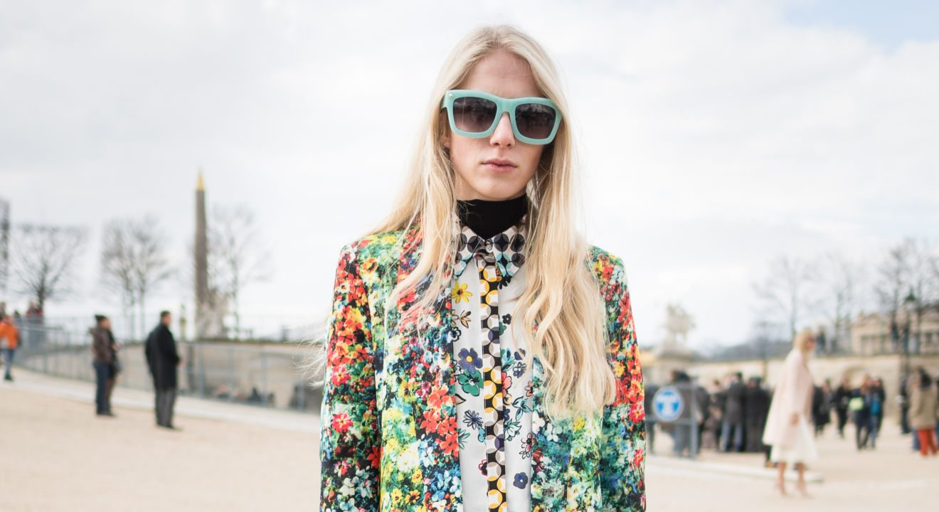 Entity reports on Paris street style, fashion and trends.
