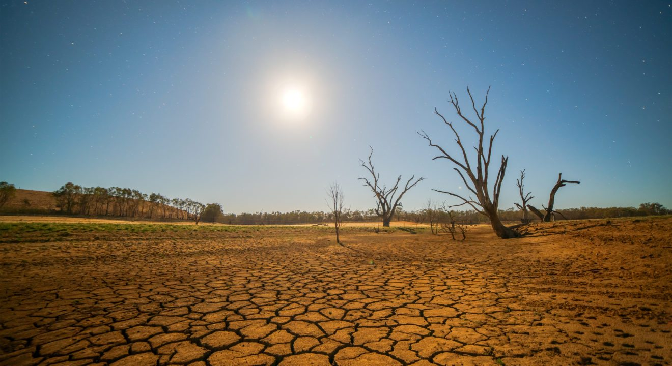 ENTITY reports that the age of drought is the new norm.