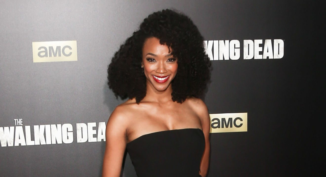 "ENTITY shares that Sonequa Martin-Green may be the next lead of the Star Trek series, ""Star Trek: Discovery."""