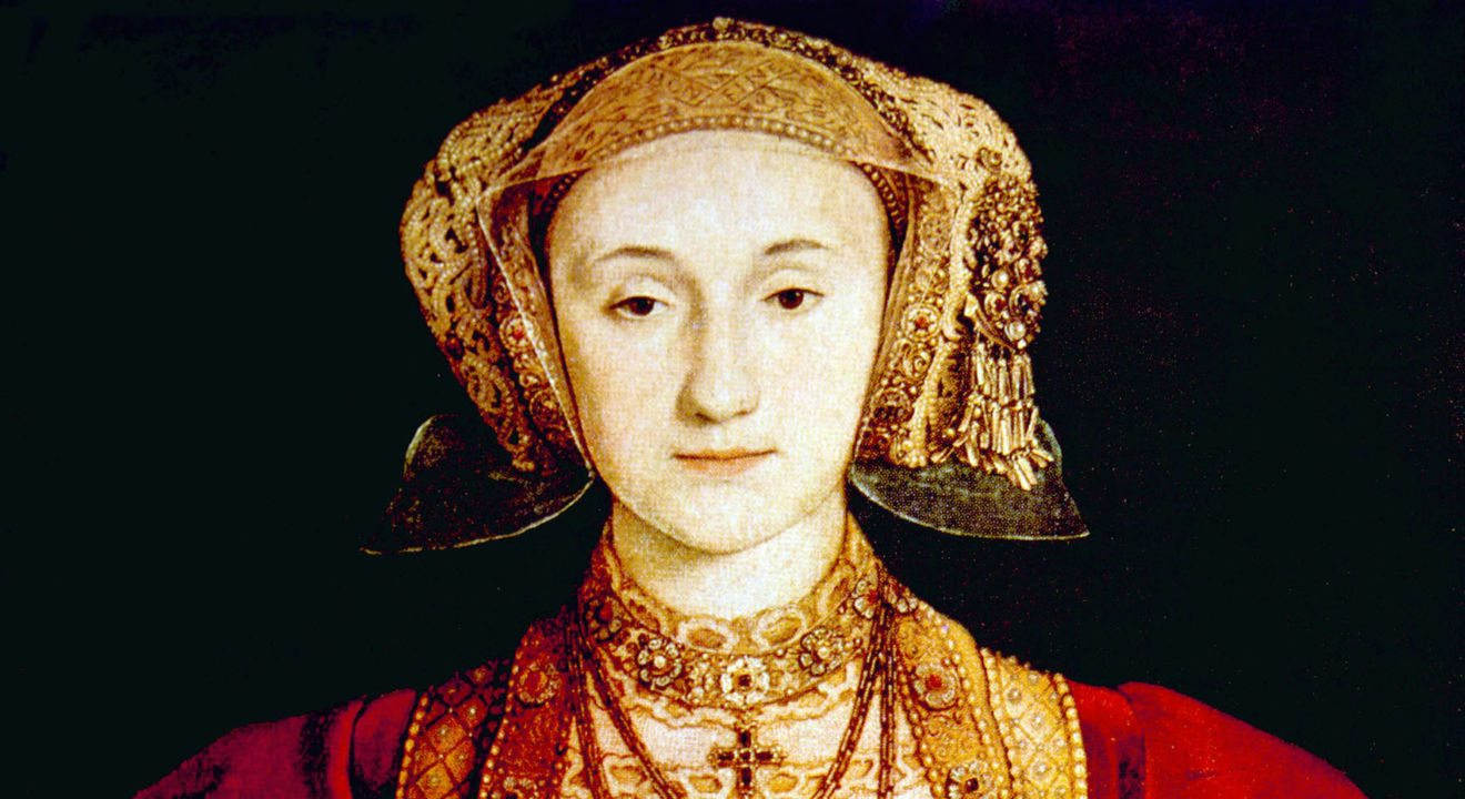 Entity shares the life of one of the famous women in history Anne of Cleves.