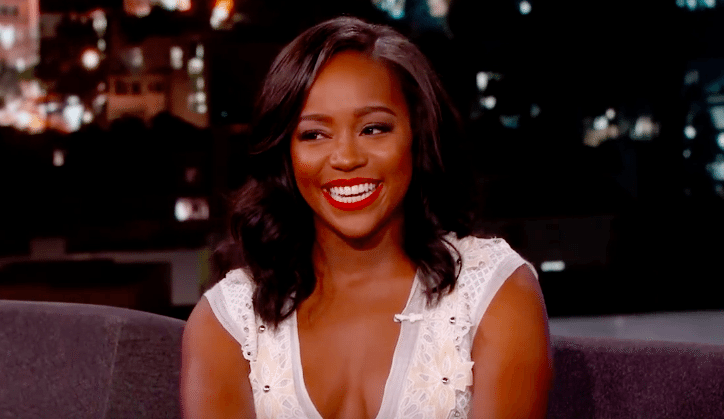 Entity reports on Aja Naomi King.