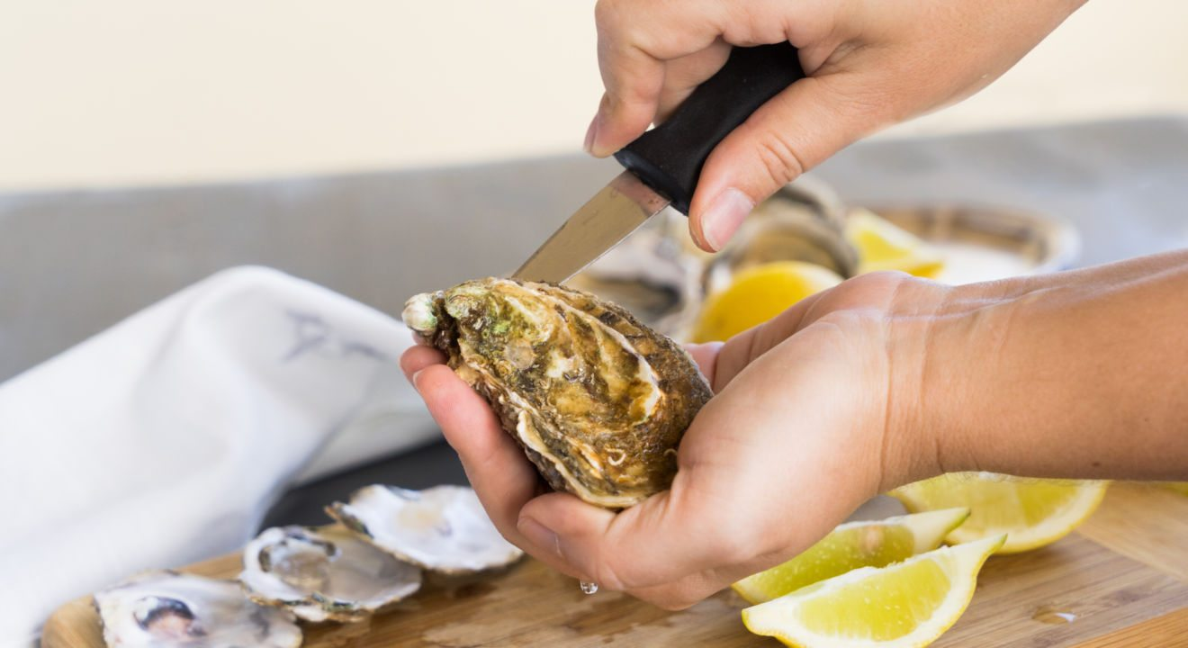 Entity shares the life skills one woman gained from shucking oysters.