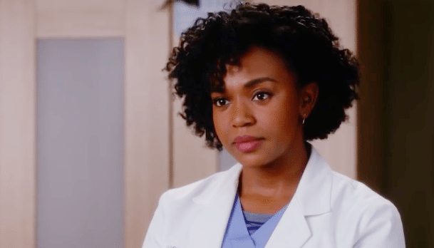 """Entity analyzes Jerrika Hinton's character as Stephanie Edwards on """"Grey's Anatomy."""""""