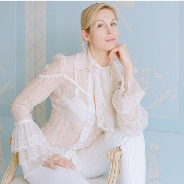 Kelly Rutherford Jewelry Line, Elizabeth Messina Photo