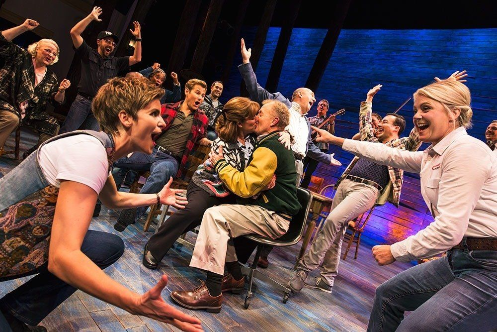 ENTITY speaks to Come From Away choreographer, Kelly Devine.