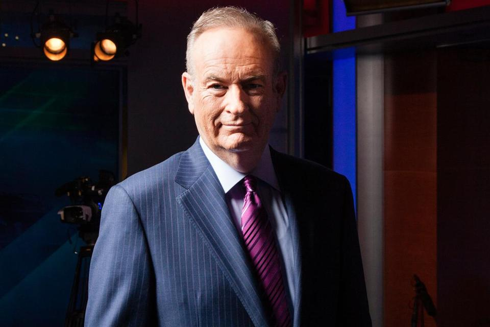 Bill O'Reilly tried to seize his wife's bank accounts