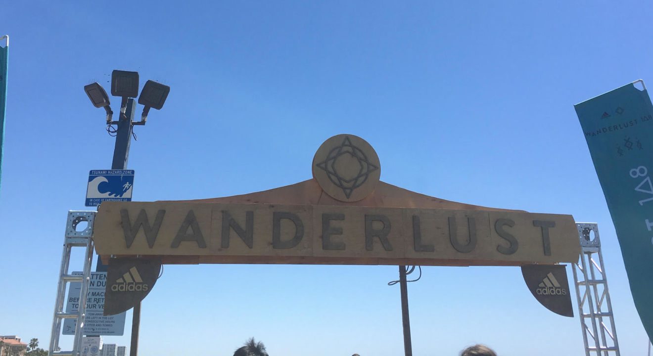I survived Wanderlust Mindfulness Triathlon, Entity reports.
