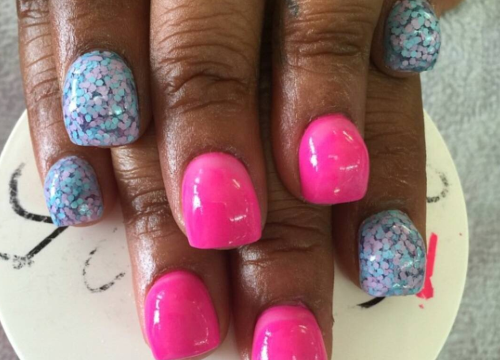 Bubble Nails The Next Weird Nail Trend Are Here To Stay
