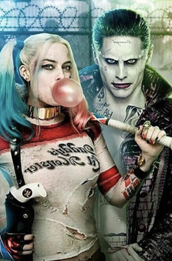 Entity Talks Harley Quinn Quotes