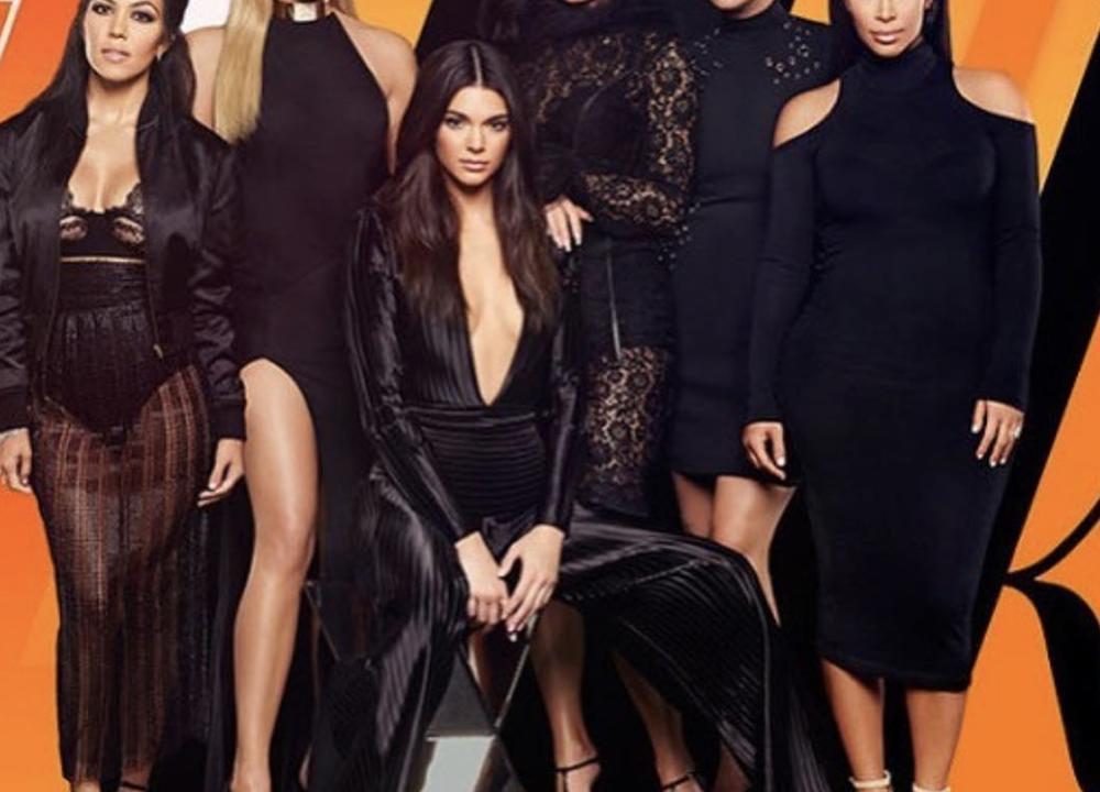 Entity discusses how the Kardashians got famous