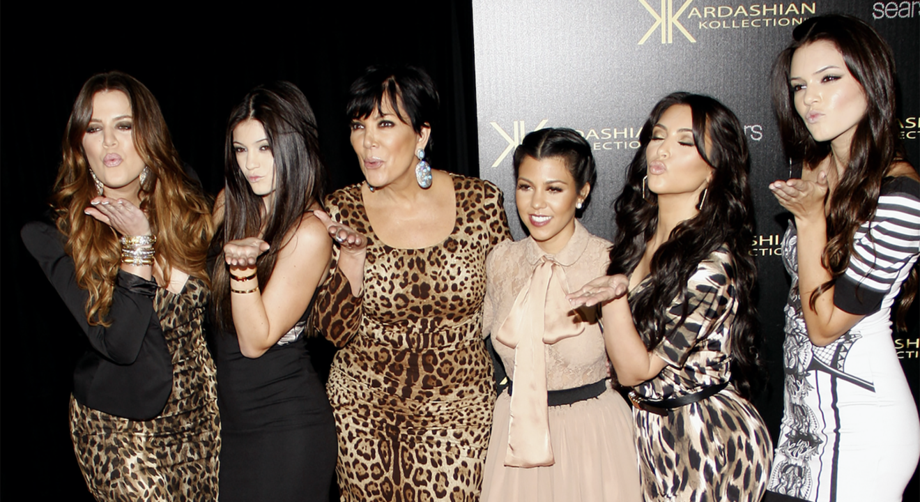How did the Kardashians get famous? Here's what ENTITY found out.