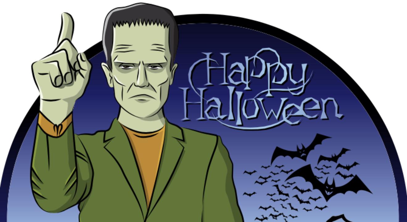 Frankenstein explains the absence of love