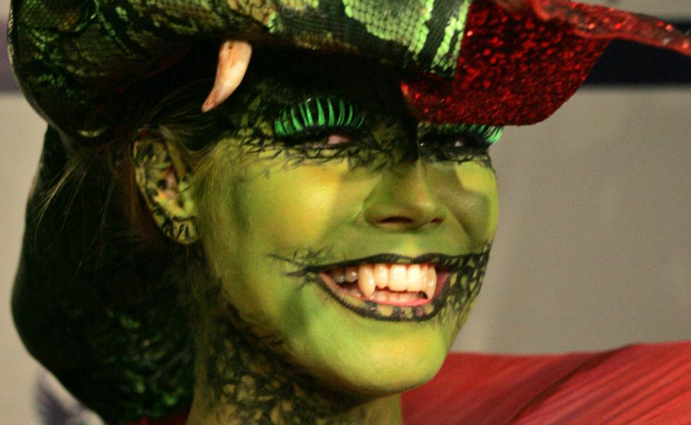 ENTITY reports on Heidi Klum costumes.
