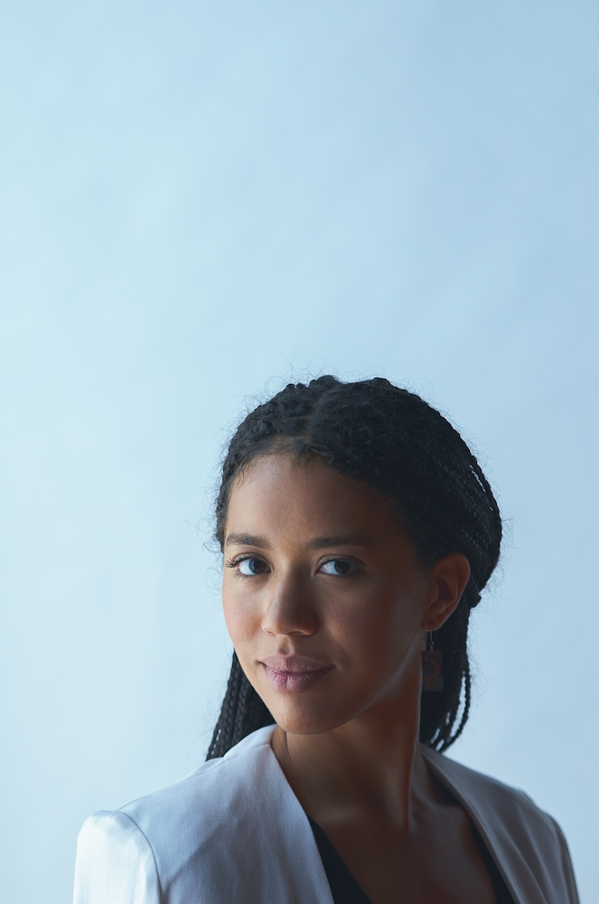"""Entity speaks with """"The Leftovers"""" star Jasmin Savoy Brown."""