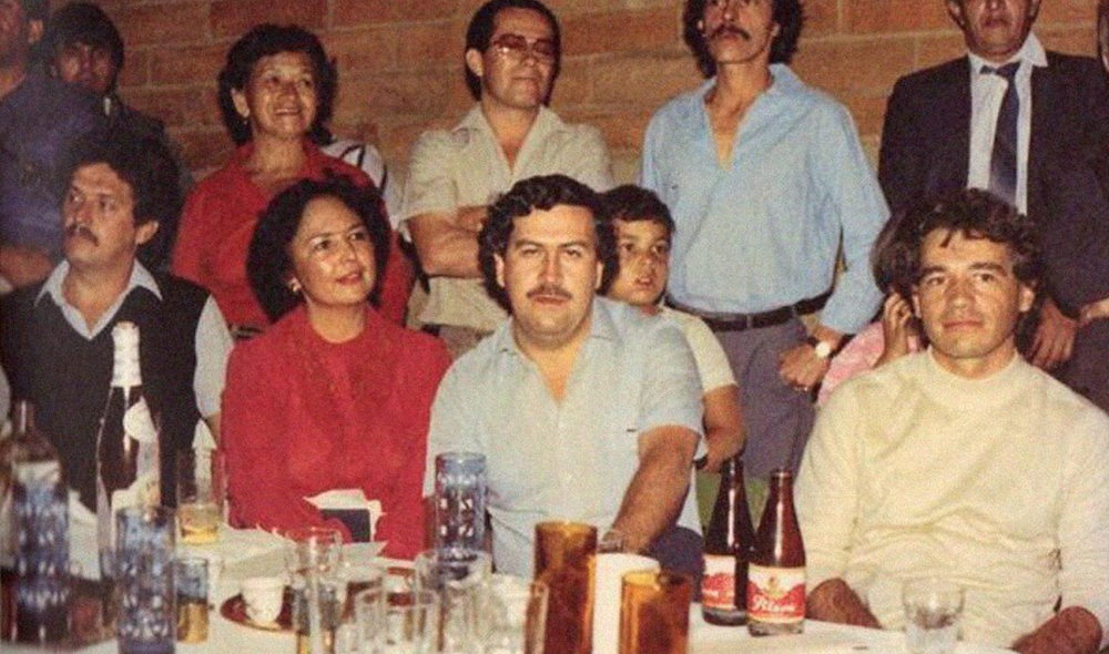 Here's What Happened to Pablo Escobar's Money After He Died