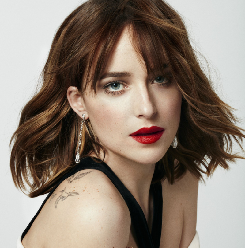 Dakota johnson fifty shades darker 2017