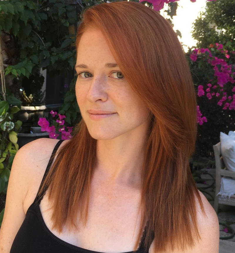 Entity reports on Sarah Drew age.