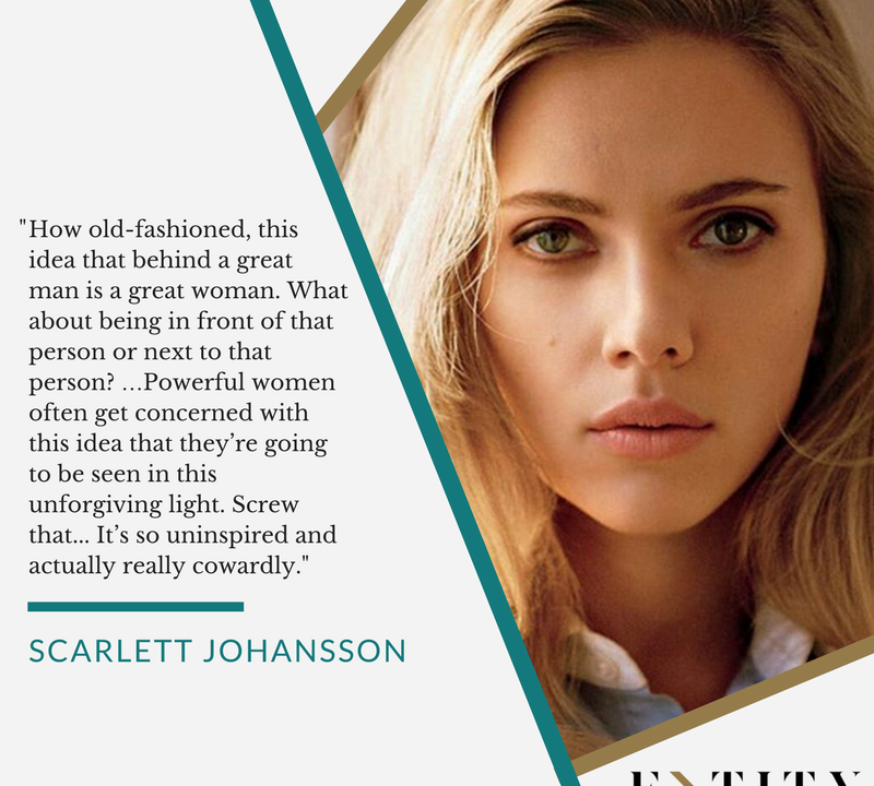Old Fashioned Man Quotes: Scarlett Johansson Quotes Breaks Every Stereotype Placed