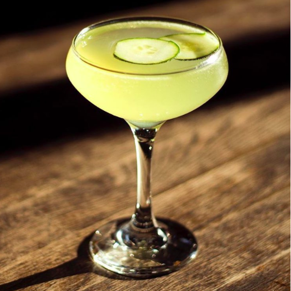 Entity story on cocktail ideas