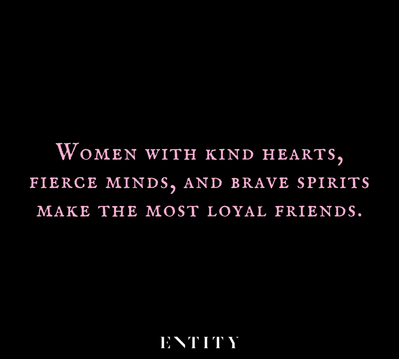 ENTITY shows that your pain makes you stronger.