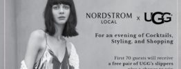 ENTITY x Nordstrom Local + UGG Present: A Night of Cocktails, Shopping and Styling