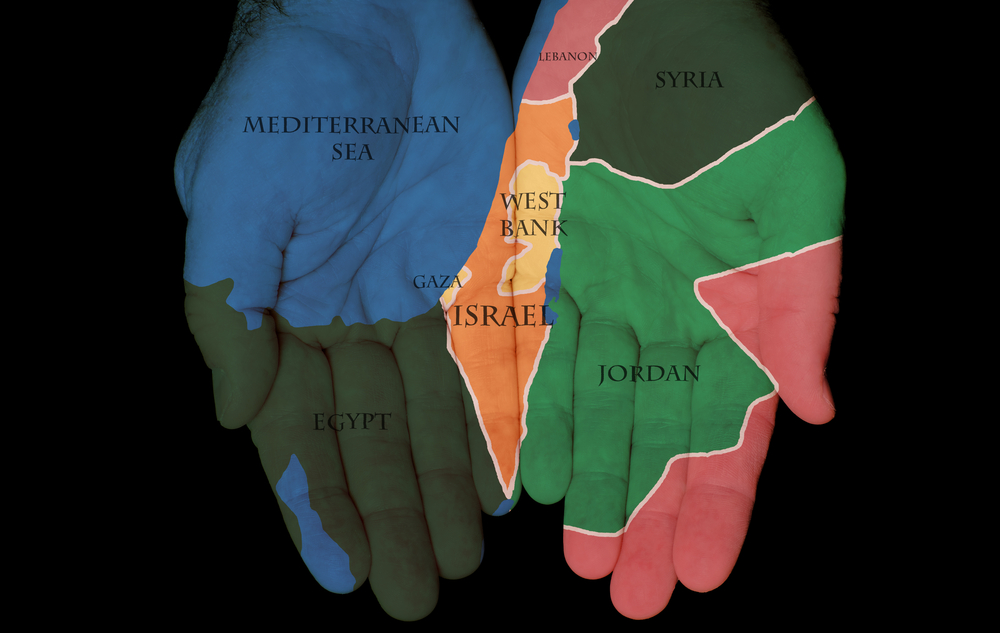 Jennifer Schwab of ENTITY discusses why there's hope for the Israeli-Palestinian cooperation.