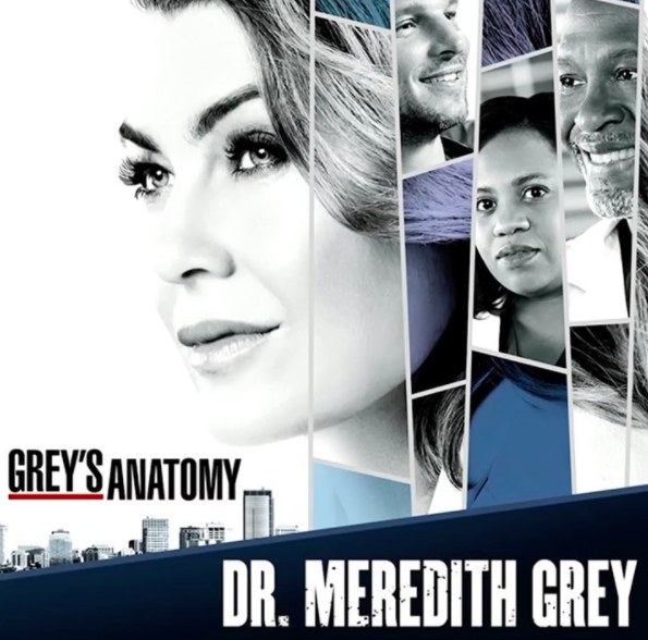 Entity story on Grey's anatomy characters