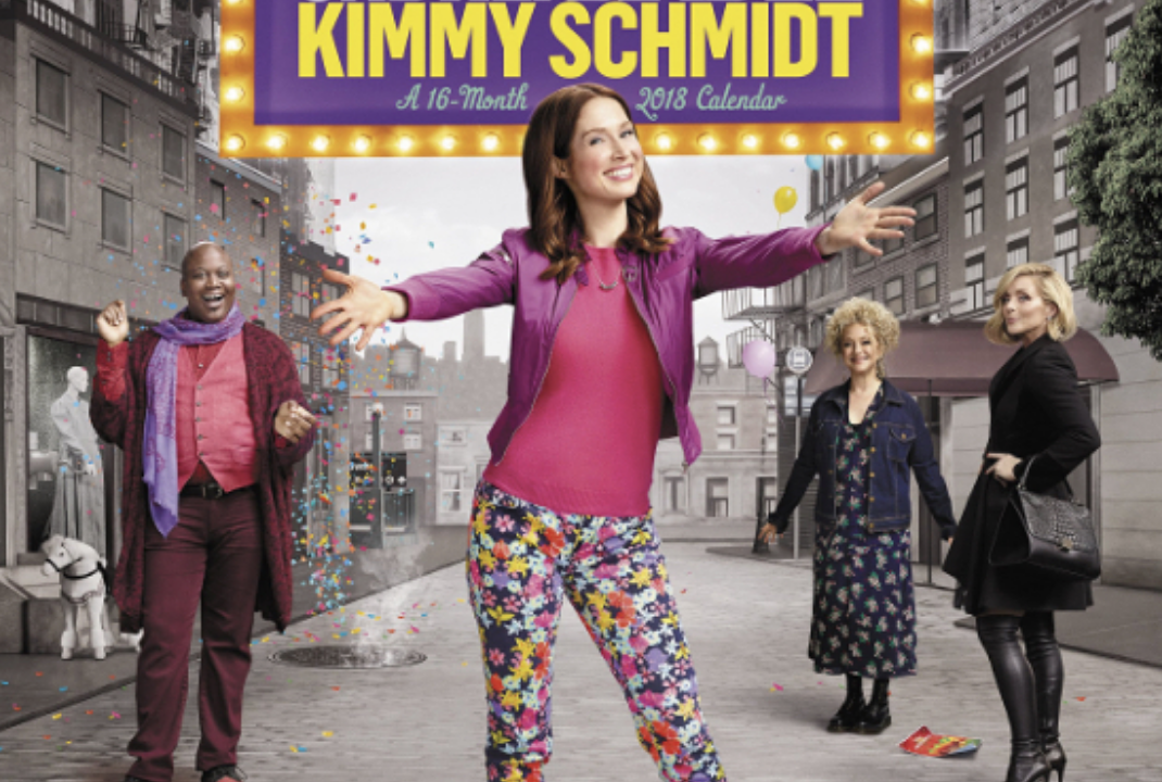 ENTITY talks 9 times Unbreakable Kimmy Schmidt made you LOL