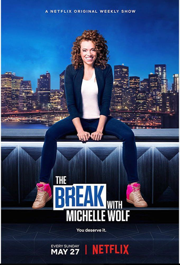 ENTITY Mag shares why michelle wolf is the funny feminist to watch