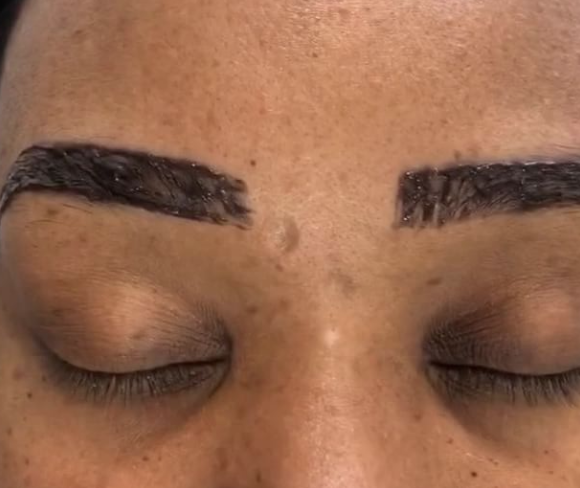 Microblading eyebrows is in but ENTITY has your wallet covered.