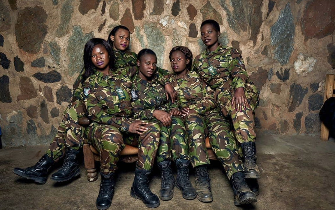 ENTITY talks about the all-female anti-poaching organizations in Africa.