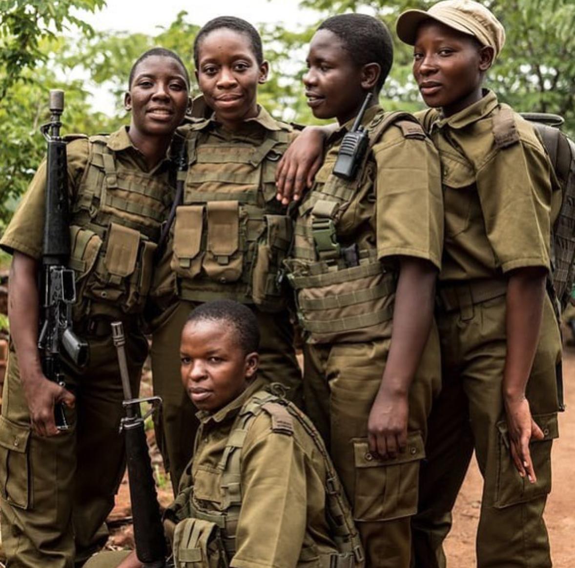 ENTITY discusses anti-poaching organizations in Zimbabwe.