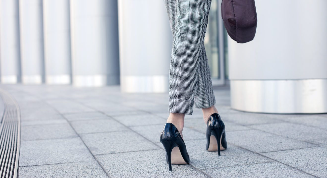 When Do High Heels Become Highly Inappropriate A Woman S