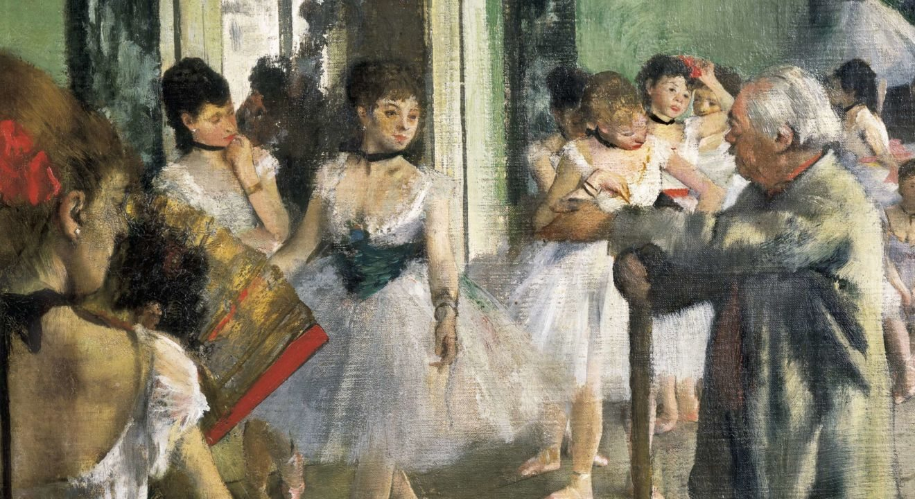 When Art Comes Alive Real Life Ballerinas Recreate Edgar Degas