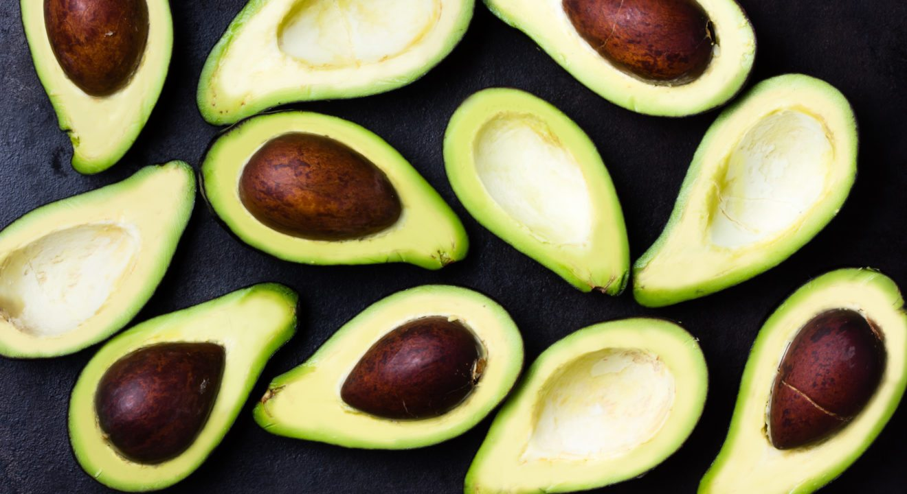 5 foods you can use as skin care products - avocado