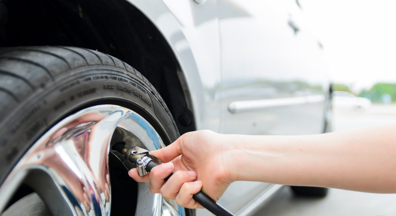 How To Put Air In Your Tires Do It Yourself Entity