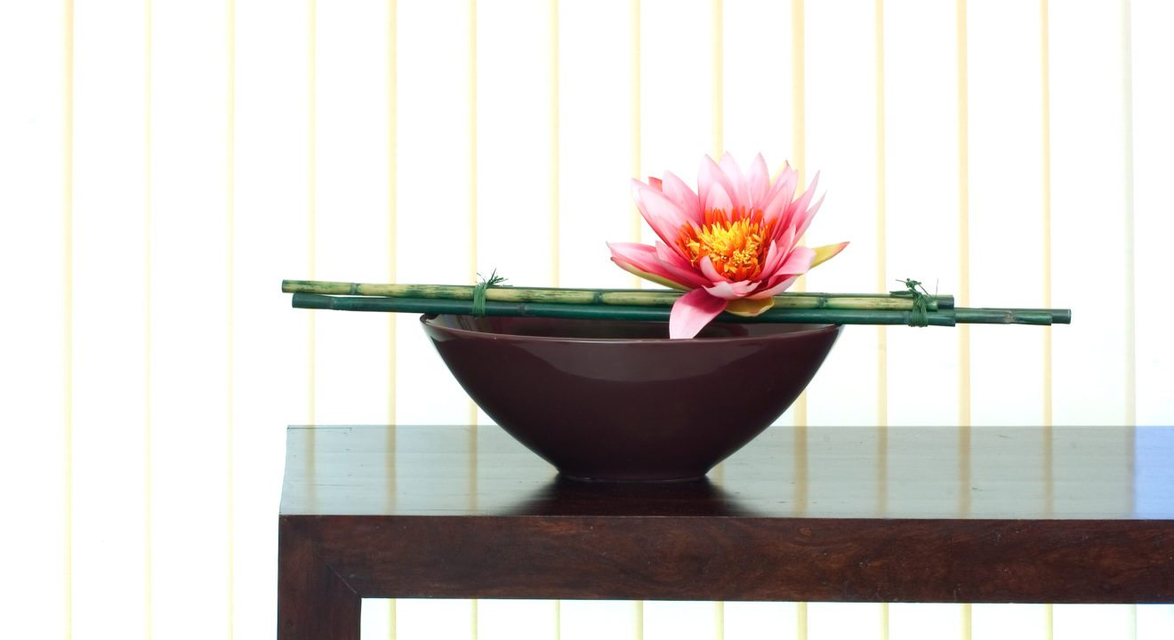 Entity shares the must haves for your home if you want to go zen.