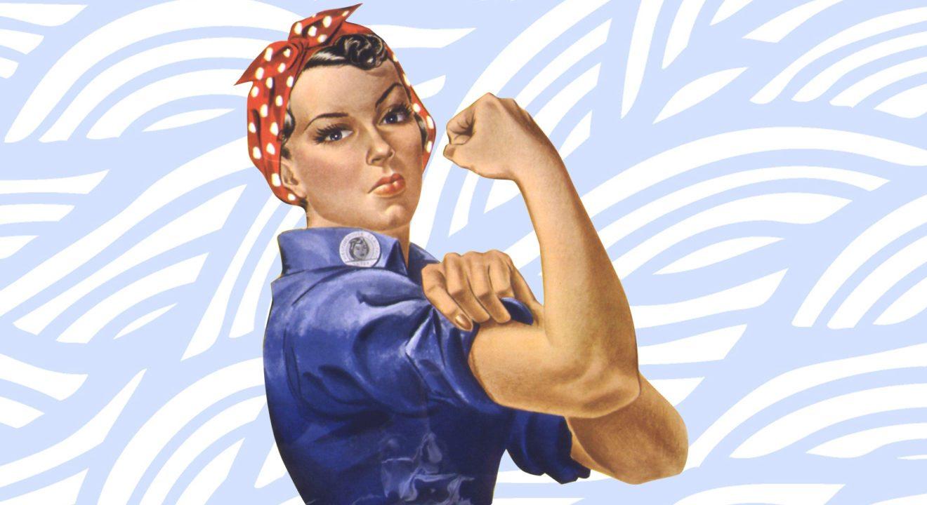 Womenthatdid Rosie The Riveter Inspirational Women Entity
