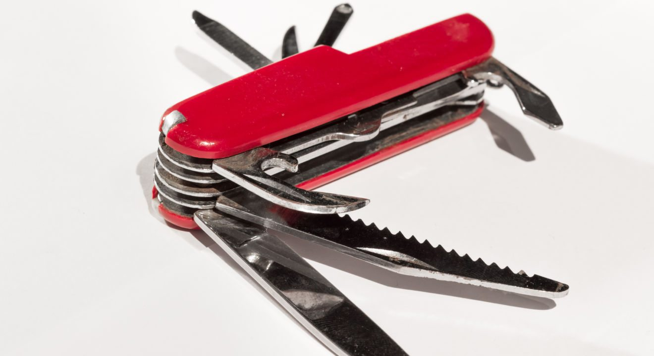 Modern Swiss Army Knife Uses For The Savvy Woman