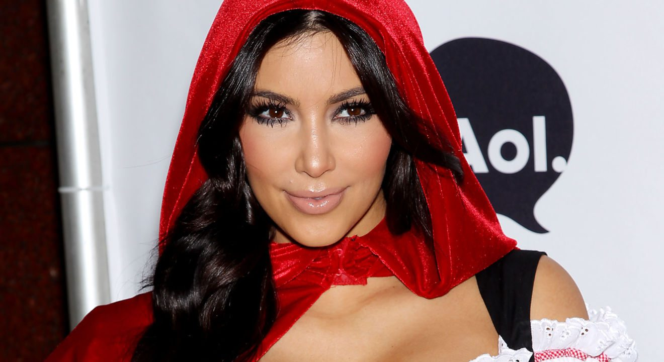 5 of kim kardashian's scarily naughty halloween costumes celebs