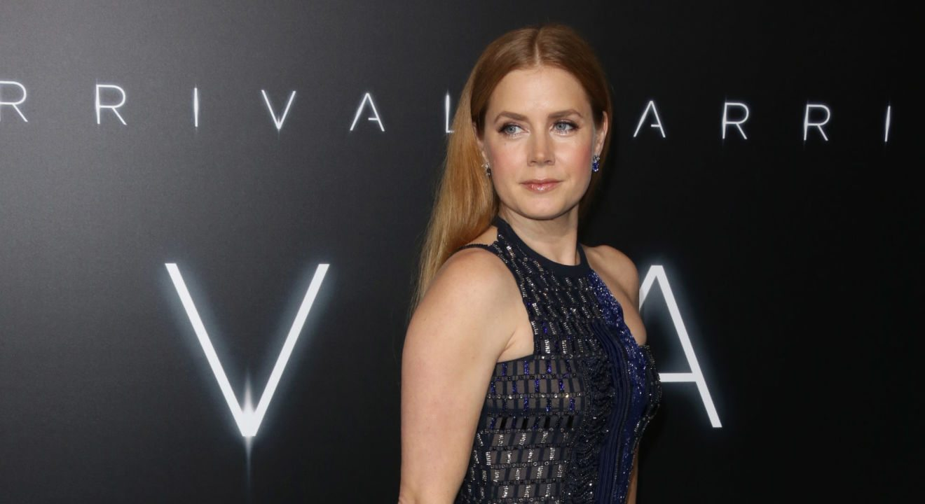 "Entity reports on Amy Adams' life, career and new movie ""Arrival."""