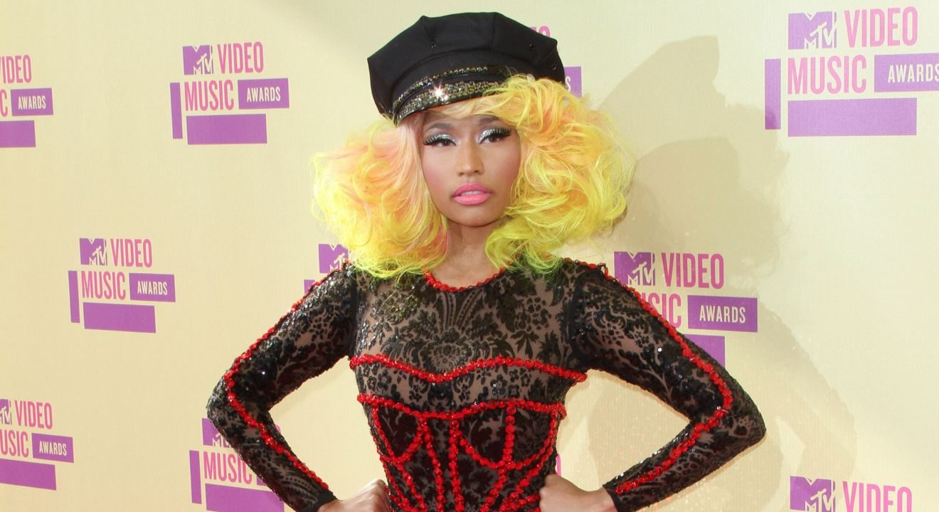 Entity looks at Nicki Minaj's hairstyle evolution - MTV Video Music Awards.