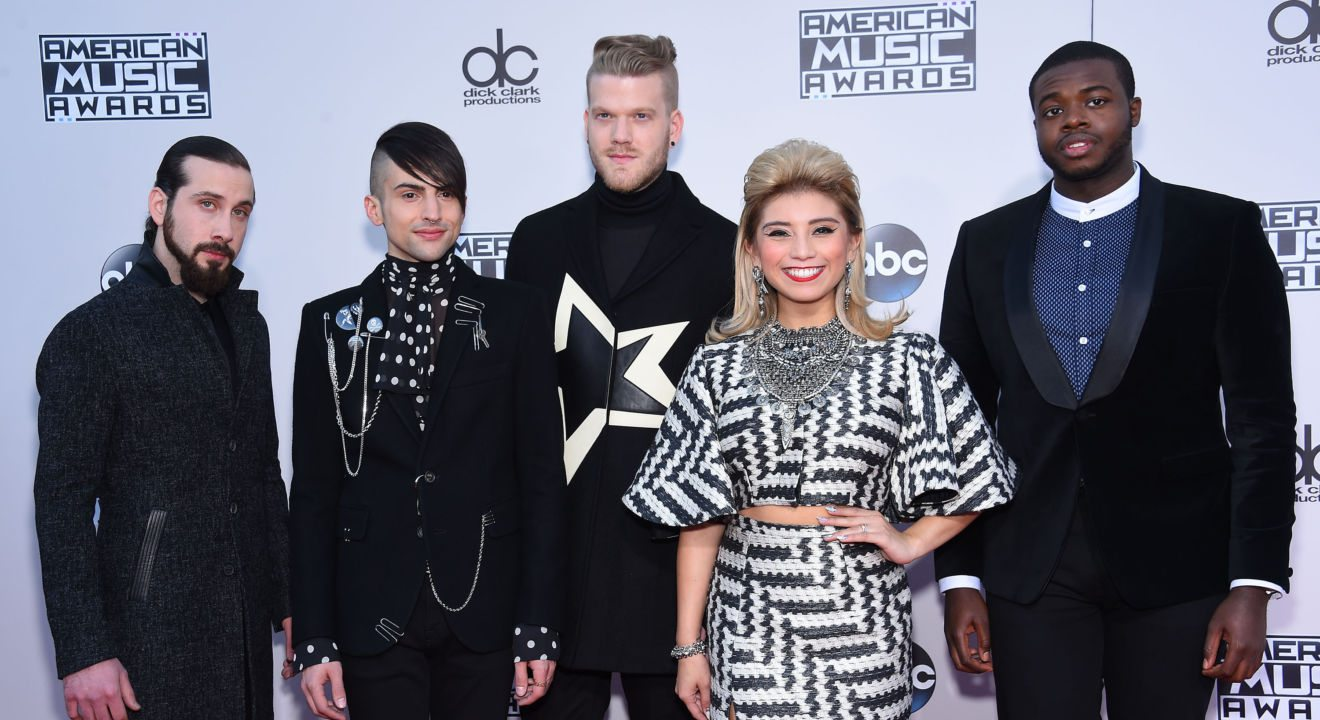 Pentatonix Christmas Album.Spice Up Your Holidays With These 5 New Christmas Albums