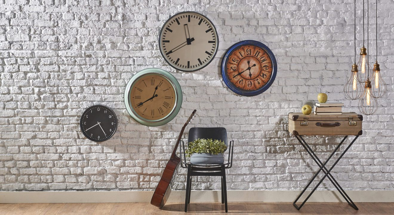 ENTITY shares 5 clock-inspired designs.
