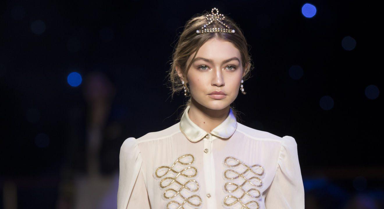ENTITY reports Gigi Hadid as a major influencer of the 2016 fashion scene.