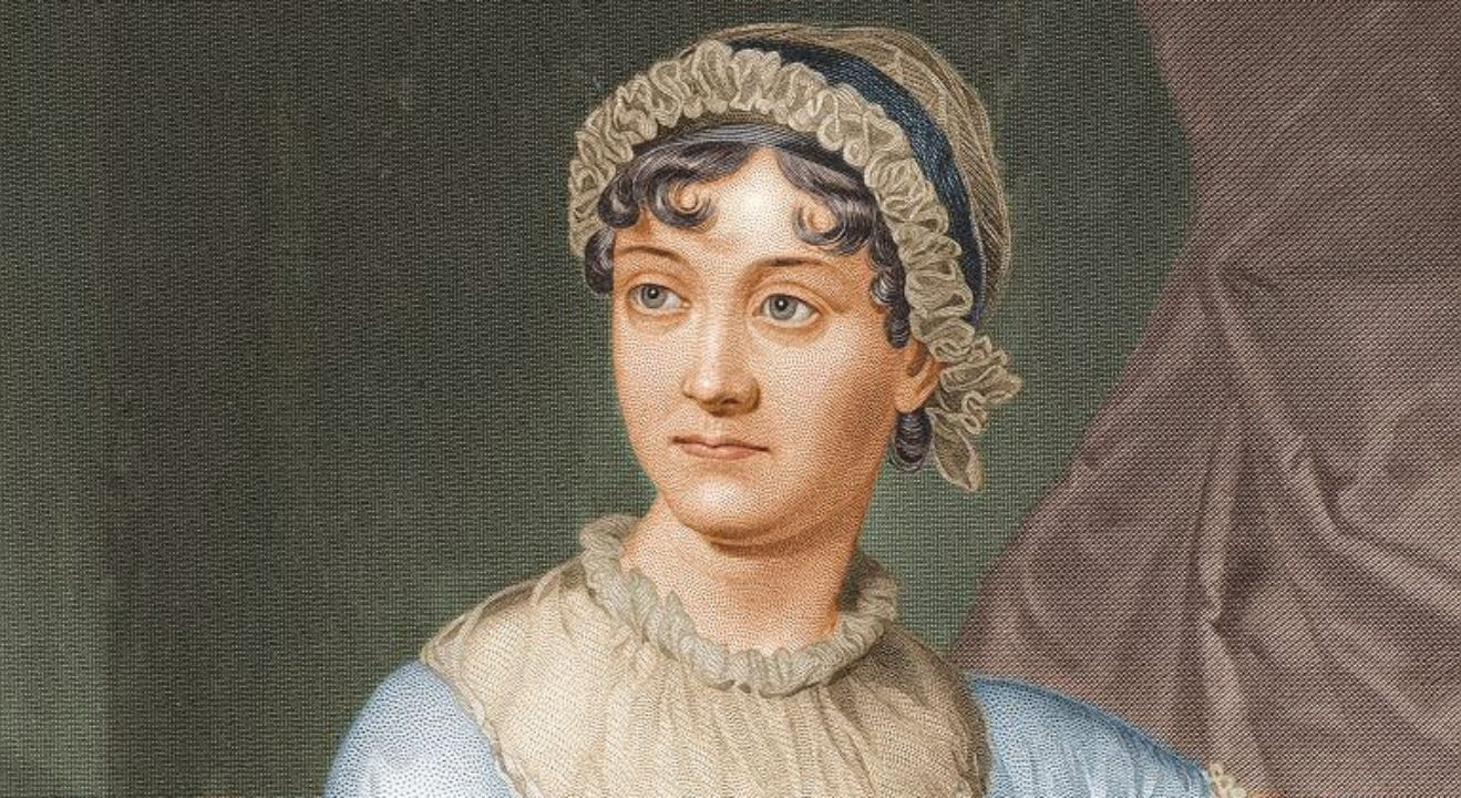 ENTITY celebrates one of the famous women in history Jane Austen as a #WomanThatDid.