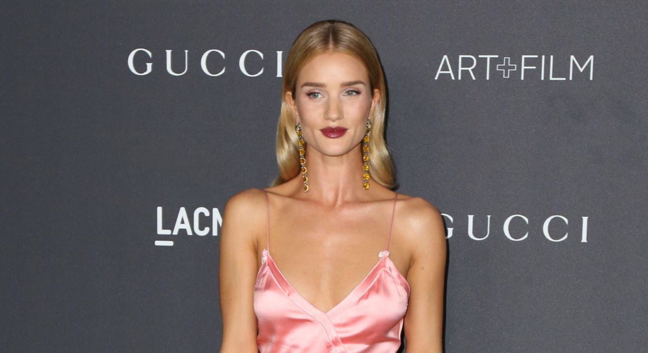 ENTITY reports Rosie Huntington-Whiteley's struggle with anxiety.