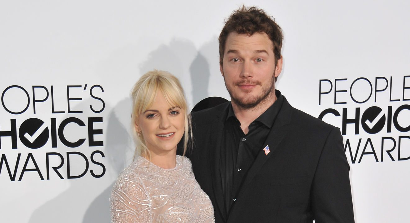 Entity shares how Anna Faris felt insecure at Chris Pratt cheating rumors.