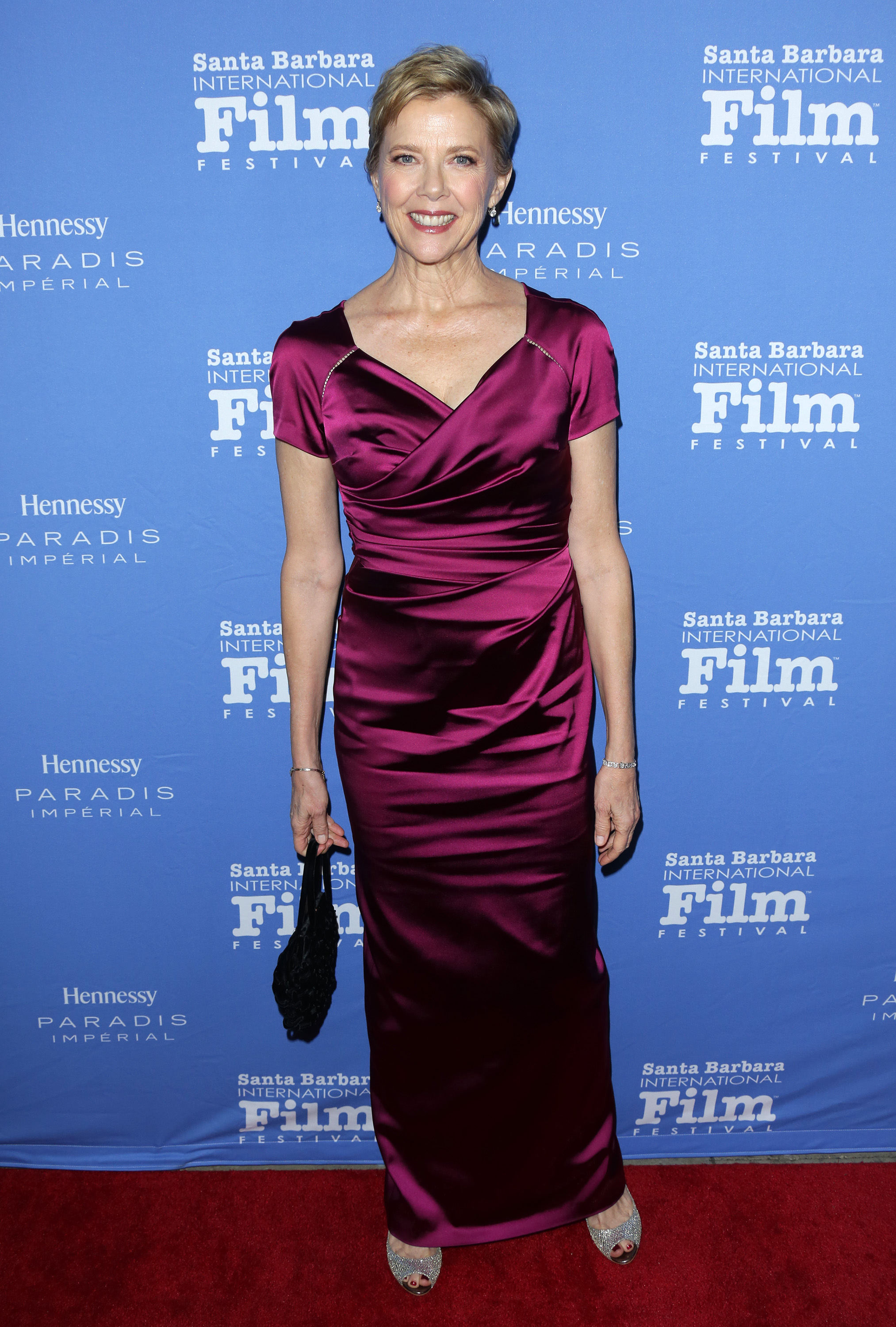 Annette Bening at the Santa Barbara Film Festival. Photo by Jim Smeal/BEI/Shutterstock